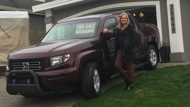 Susan Havinga of Abbotsford, B.C., contacted the Better Business Bureau after a would-be buyer of her Honda truck urged her to use the services of a company he called Carproofvin.