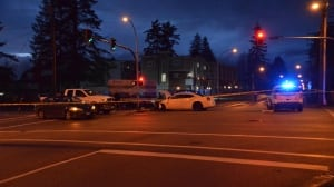 Surrey RCMP warning the public after serious incident on 72 Avenue