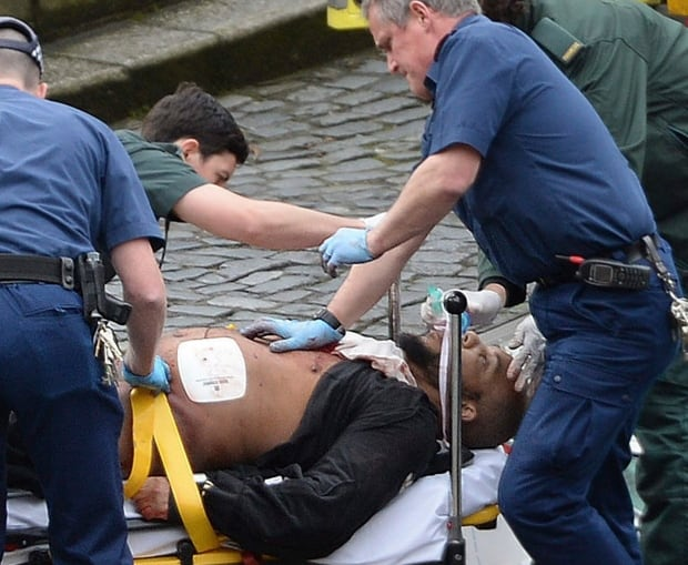 london shooting attacker