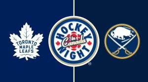 Hockey Night in Canada: Maple Leafs vs. Sabres