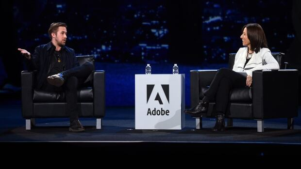 Ryan Gosling and Adobe CMO Ann Lewnes had a wide-ranging onstage chat in Las Vegas on Wednesday as part of the 2017 Adobe Summit.