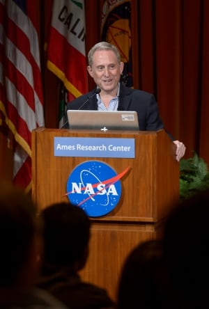 Alan Stern Pluto New Horizons