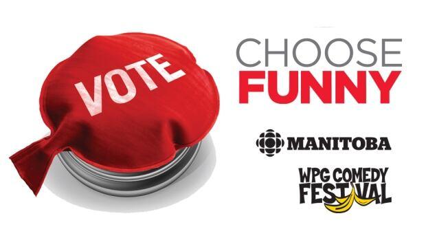 2017 Choose Funny WCF CBC Manitoba