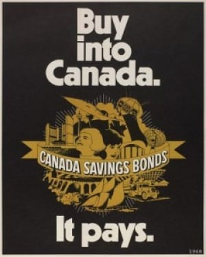1968 canada savings bonds