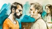 Justin Kuijer courtroom sketch