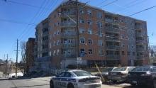 Burnside Avenue Apartment Building Woman Death Child