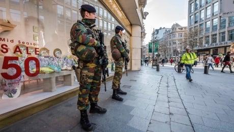 Belgium Antwerp Threat
