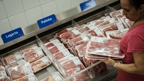 Canada suspends meat imports from 2 Brazil plants in food scandal