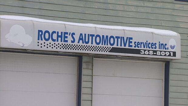 Roche's Automotive Services Inc. CBC