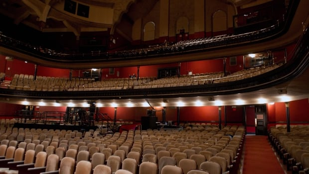In February, Toronto's Massey Hall was recipient of more than $8 million from the Canada Cultural Spaces Fund. The fund was given a $300 million boost over the next 10 years in Wednesday's federal budget.