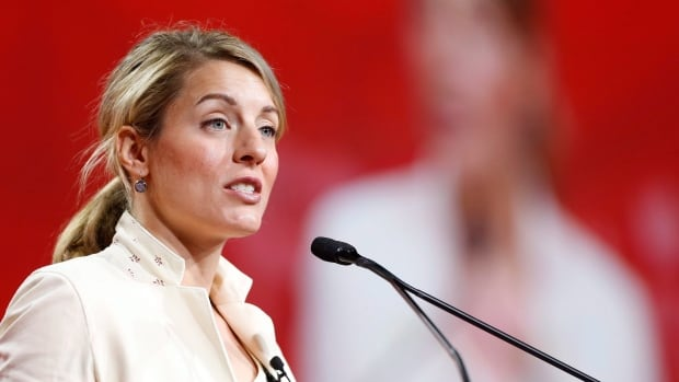 Minister of Canadian Heritage Mélanie Joly announced the Netflix deal Sept. 27.