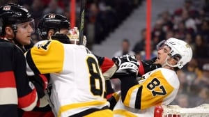 Senators stick it to Crosby and Co. after ugly slash on Marc Methot