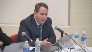 Trustee David McDonald Upper Canada District School Board
