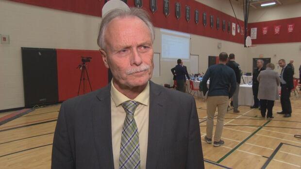 Jeff McMillan, chair upper canada district school board