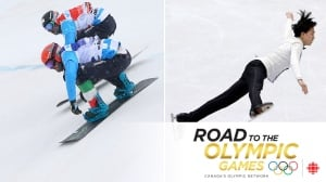 Road to the Olympic Games: Figure skating & snowboard cross