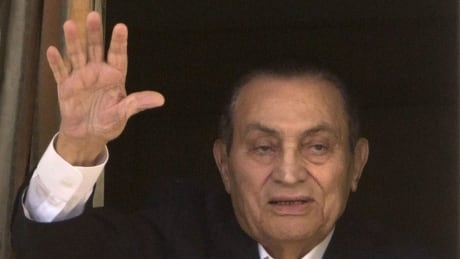 Egypt's Hosni Mubarak released after years-long detention