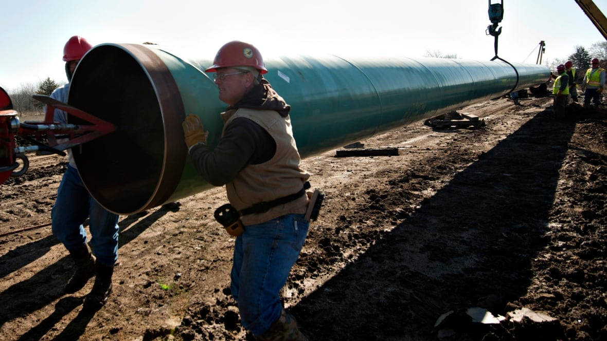 Keystone XL pipeline gets OK from U.S. State Department ...