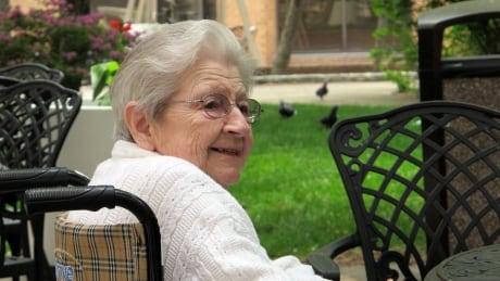 Elderly nuns