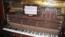 350 player piano