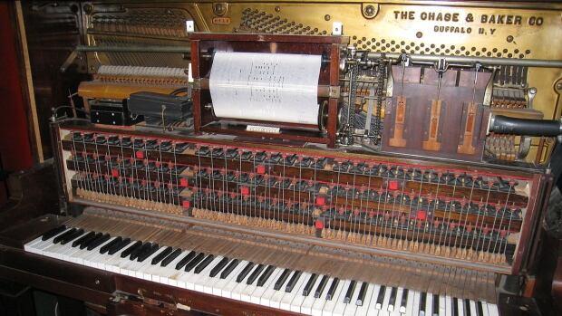 350 player piano