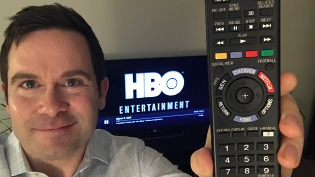 Steve Elliott lives in the U.S. and says he can access almost every show he wants to watch via subscription streaming services.
