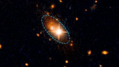 Hubble 3C 186 quasar