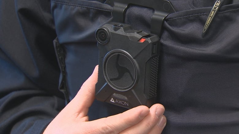 Body cameras coming for Saskatchewan highway patrol officers | CBC News
