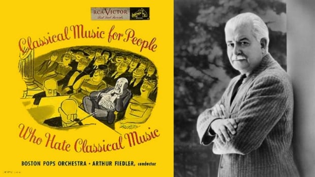 Arthur Fiedler and the Boston Pops Orchestra