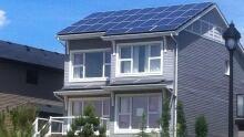 solar panel residential