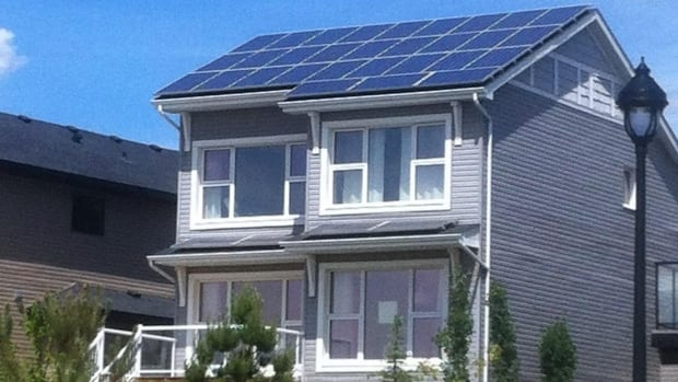 The City of Edmonton is looking to tweak a bylaw to make installing solar panels easier for homeowners.