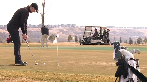 A city committee is supportive of studying the private golf course industry in Calgary, however that could cost upward of $150,000 to implement.