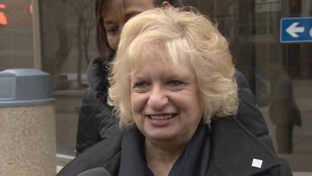 Wilma Derksen says opening the boxes holding her daughter's belongings was like having a conversation with Candace.