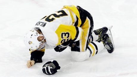 Injury Imbalance Hockey