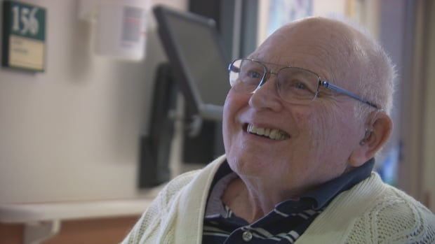 """John Gardam and his family are thrilled that as a """"modern veteran"""" he's been accepted as a resident at the Perley Rideau Veterans' Health Centre."""
