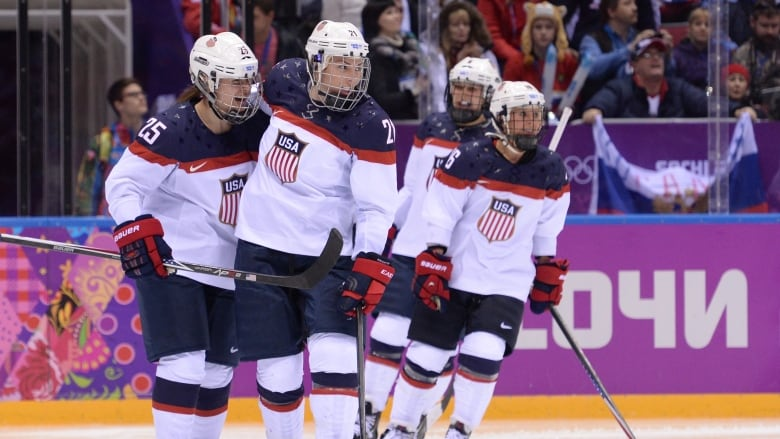 Several players turn down USA Hockey's replacement team