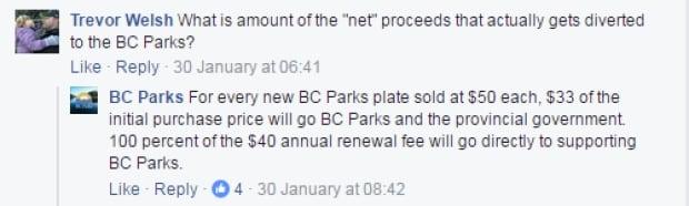BC Parks facebook