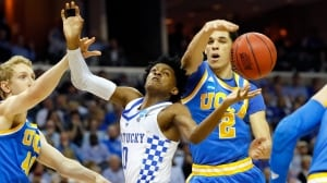 March Madness: Kentucky downs UCLA, awaits North Carolina in titanic Elite 8 clash