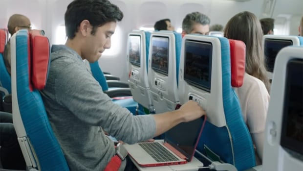 Electronics air travel restrictions