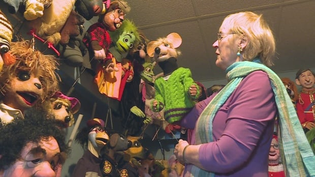 noreen young puppets up festival almonte