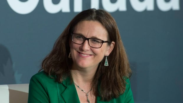 The EU's chief trade commissioner, Cecilia Malmstrom, was in Toronto and Ottawa last week for speeches and media events promoting Canada's trade agreement with Europe. After many delays, most of it will take effect 'within weeks,' she said.