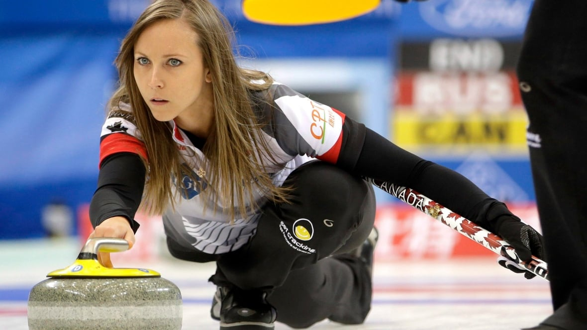 Canada's Homan wins gold at women's world curling championships