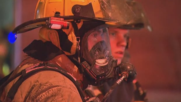 The program is now mandatory training for firefighters in Victoria, B.C.