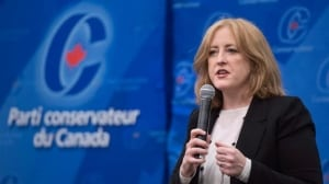 Lisa Raitt on the Conservative leadership race