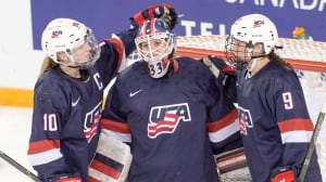 U.S. men's hockey players may join women in worlds boycott: report