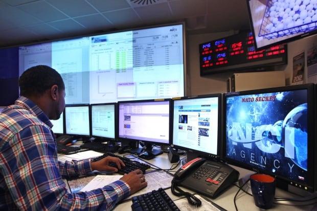 Belgium NATO Cyber Defense