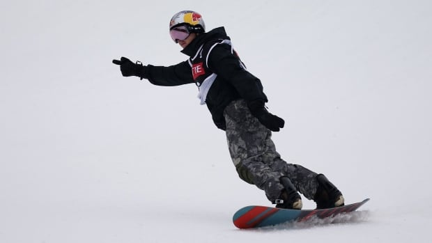Olympic snowboarder Mark McMorris injured near Whistler