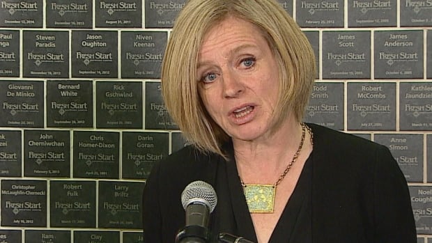 Premier Rachel Notley says Albertans will be consulted before the province sets rules around marijuana when it is legalized by the federal government in 2018.