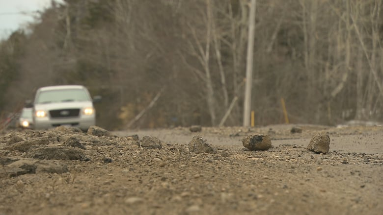 dangerous rutted stoney creek detour blasted as disgraceful by