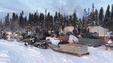 caribou hunt Pakua Shipi Innu