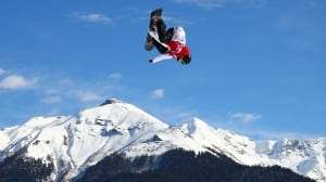 For Mark McMorris, risk of backcountry is part of the snowboarder package